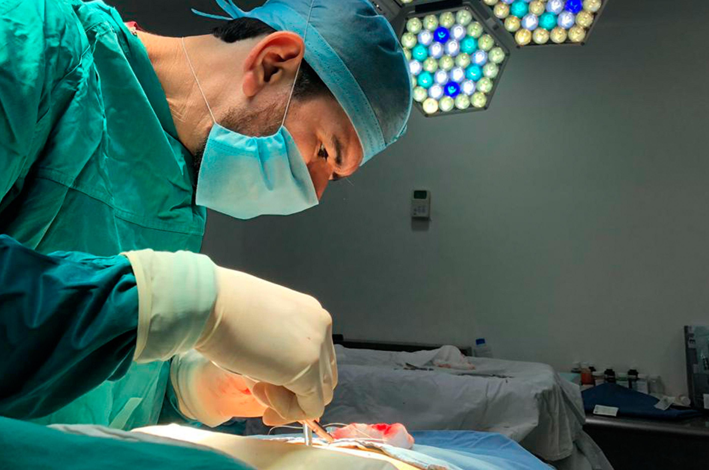 Retiro de tumores de piel y tejidos blandos